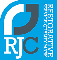 Restorative Service Quality Mark by RJC Logo