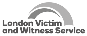 with support of London Victim and Witness Service